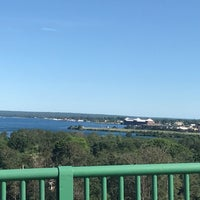 Photo taken at Sault Sainte Marie International Bridge by Nathan S. on 7/17/2017