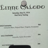 Photo taken at Linne Calodo Cellars by Tim K. on 5/31/2014
