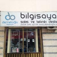 Photo taken at Demetoğlu Bilgisayar by Erdem E. on 7/1/2013