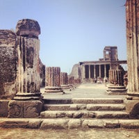 Photo taken at Area Archeologica di Pompei by Valentine B. on 7/19/2013