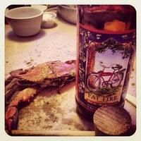 Photo taken at May's Crab & Seafood by Matt B. on 11/24/2012