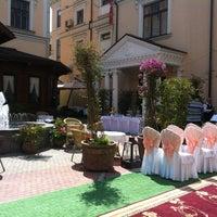 Снимок сделан в Готель «Клеопатра» / Kleopatra Hotel пользователем Maria .. 5/25/2013