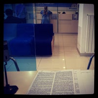Photo taken at QNB Finansbank by Can Y. on 7/1/2013