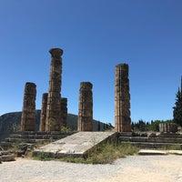 Photo taken at Temple of Apollo by Antonis S. on 5/8/2017