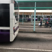 Photo taken at Discovery Bay Bus Terminus by Adam W. on 11/21/2016