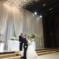 Photo taken at The New Convention Wedding by Phillip H. on 9/25/2016