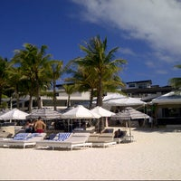 Photo taken at Discovery Shores Boracay by Jp H. on 11/25/2012