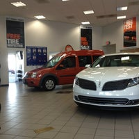 Photo taken at San Leandro Ford Lincoln by Kenneth I. on 1/16/2013