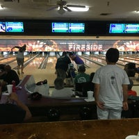 Photo taken at Fireside Lanes by Kenneth I. on 7/30/2016