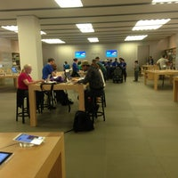 Photo taken at Apple Beverly Center by Ginger M. on 3/15/2013