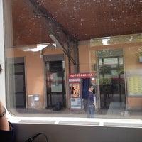 Photo taken at Stazione FS San Bonifacio by Cristina U. on 5/23/2014