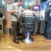Photo taken at Comb Barber Shop by Heather T. on 7/9/2013