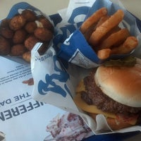 Photo taken at Culver's by Dana R. on 3/30/2013