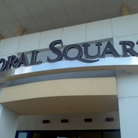 Photo taken at Coral Square by Manuel G. on 5/24/2013