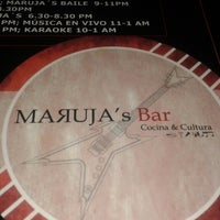 Photo taken at maruja's bar by Manuel G. on 4/5/2014