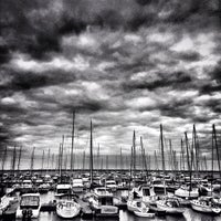 Photo taken at Charleston Harbor Resort & Marina by Jason S. on 3/17/2013