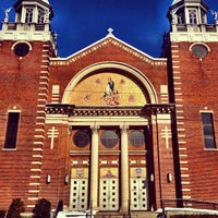 Photo taken at St Mary's Byzantine Catholic Church by Jason S. on 1/3/2013