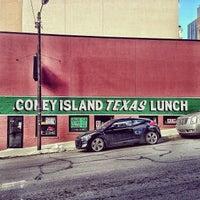 Coney Island Texas Lunch