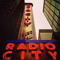 Photo taken at Radio City Music Hall by Jason S. on 2/8/2013