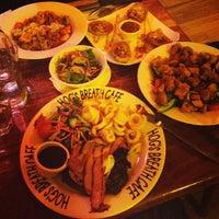 Photo taken at Hog's Breath Cafe by Stephen J. on 6/7/2014
