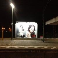 Photo taken at Frankfurt Niederrad Railway Station by Matthias B. on 9/29/2012