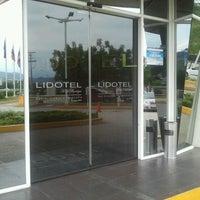 Foto tirada no(a) LIDOTEL Hotel Boutique por Juancarlos T. em 1/15/2013