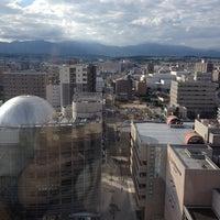 Photo taken at Yokkaichi Miyako Hotel by MASA O. on 10/10/2013