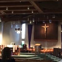 Photo taken at St. John Eudes Church by gello j. on 11/30/2014