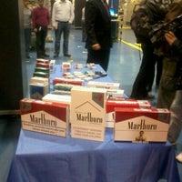 Photo taken at Duvanska industrija Niš   Philip Morris by Dušan A. on 11/13/2012