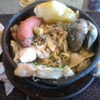 9/29/2013 tarihinde Siechung C.ziyaretçi tarafından Restaurant Marco-Ita'de çekilen fotoğraf