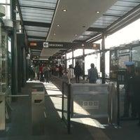 Photo taken at Metrobús Buenavista L4 by Enrique Natanael C. on 12/7/2012