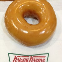 Photo taken at Krispy Kreme by Robin F. on 5/31/2013