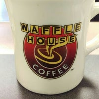 Photo taken at Waffle House by Darrell A. on 1/15/2016