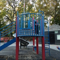 Photo taken at Vinmont Playground by Petter J. on 10/20/2012