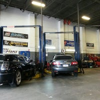 Photo taken at Whitey's Tire Service by Michael G. on 5/22/2013