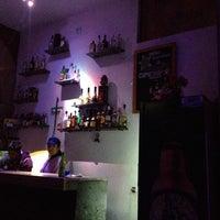 Photo taken at Chimichangas Bar Karaoke by Zai on 1/5/2014