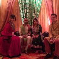 Photo taken at Swagat Banquet Hall by ILYA S. on 6/14/2014