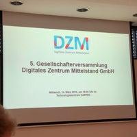 Photo taken at Cartec Technologiezentrum by Michael S. on 3/14/2018