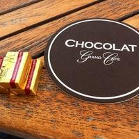 Das Foto wurde bei Chocolat Grand Café von Michael S. am 7/13/2013 aufgenommen