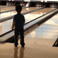 Photo taken at Sunset Bowling Center by Nikki M. on 3/11/2013