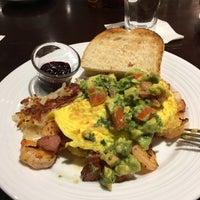 Photo taken at M ST. Café by Ken S. on 4/22/2017