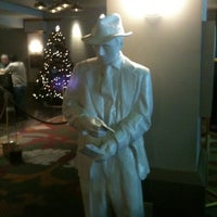 Photo taken at Crowne Plaza Indianapolis-Dwtn-Union Stn by Julie B. on 12/6/2012