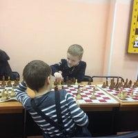 Photo taken at Шахматный Клуб by Lena K. on 2/3/2014