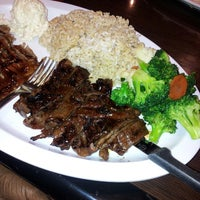 Photo taken at The Loft Hawaiian Restaurant by Stephanie B. on 3/29/2013
