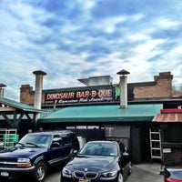 Photo taken at Dinosaur Bar-B-Que by Keith W. on 5/14/2013