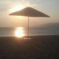 8/22/2013에 Arzu Bahar P.님이 73evler Plaj에서 찍은 사진