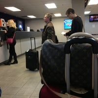 Photo taken at Budget Car Rental by Miss Riley on 2/14/2013