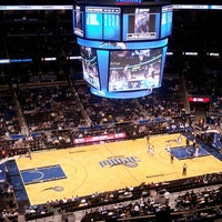 Photo taken at Amway Center by João L. on 2/20/2013
