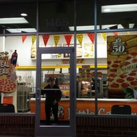 Photo taken at Little Caesars Pizza by P B. on 5/4/2013