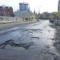 Photo taken at Министерство транспорта, связи и автомобильных дорог Самарской области by Dmitry S. on 4/3/2013